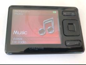 CREATIVE ZEN MP3 PLAYER