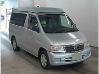 FRESH IMPORT NEW SHAPE MAZDA BONGO FRIENDEE 2.0 PETROL AUTO ELEVATING ROOF