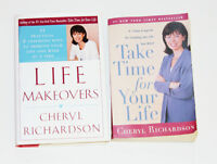 2 Book Lot: Take Time For Your Life! + Life Makeovers