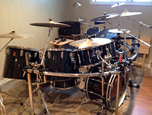 Premier 12 Piece Drum Kit - Made In England