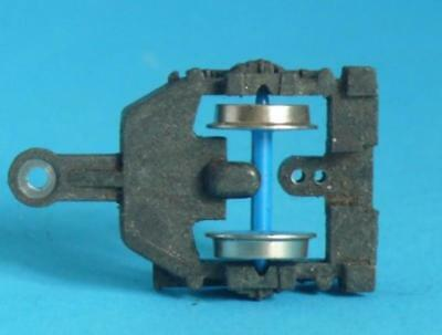 NEW HORNBY GORDON S4548 A3 A4 BLUE PONY TRUCK REAR BOGIE SPARES THOMAS & FRIENDS