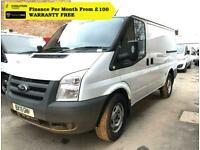 93033631628434 2010 Ford Transit 2.2 280 SWB Low Roof Panel Van
