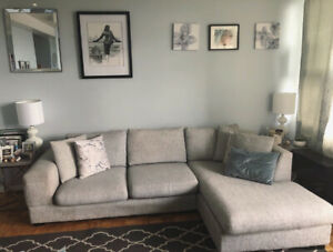 Grey Mobilia Sectional