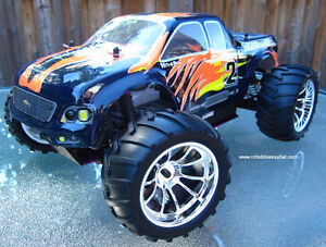 New Nitro RC Truck HSP 1/10 Scale 2.4G  4WD City of Toronto Toronto (GTA) image 8