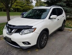 2015 Nissan Rogue SL- Leather   SUV,
