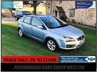 Ford Focus 1.6 Zetec Climate 5dr £1,495 FSH, 2 KEYS, PX to CLEAR!! 2007 (57 reg)