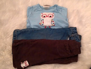 Crazy 8 Lot (3 peices) Size 6-12m Kitchener / Waterloo Kitchener Area image 1