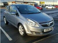 2008 Vauxhall/Opel Corsa 1.3CDTi 16v ( 90ps ) ( a/c ) MY Design Service History