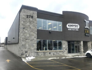 South End Office/Warehouse For Lease