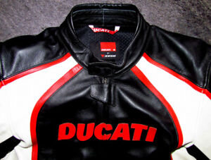 Dainese Ducati 2pc Leathers