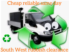 CHEAP!!!! Rubbish / clearance / removal / clearing / waist SAME DAY!!