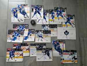 Toronto Maple Leafs Signed 8x10s