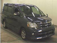 FRESH IMPORT TOYOTA NOAH VOXY TOP OF THE RANGE 2.0 PETROL AUTO 8 SEATS MPV
