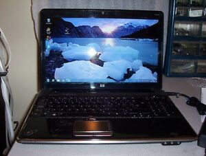 "W10 15.6"" HP DV6 INTEL i5 @2.26 250Hd 6gDDR3 New BATTERY"