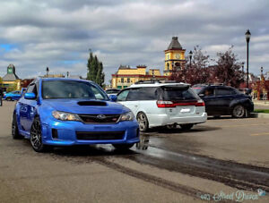 2011 Subaru Impreza WRX STi (5000 KM ON ENGINE)