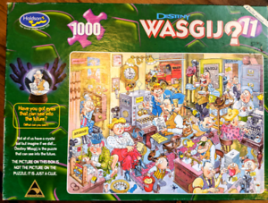 Jigsaw 1000 pieces Wasgij
