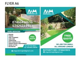 time to change your garden? call us