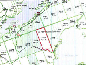 113 ACRES OF VACANT LAND - LOCATED IN NORTHBROOK