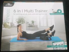 6 in 1 multi trainer exercise machine