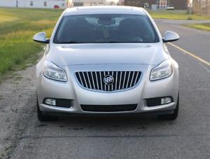 2011 Buick Regal CXL PREMIUM LUXURY Sedan