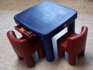 Little Tikes Child's Table and Chairs