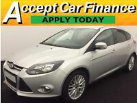 Ford Focus 1.6 TI-VCT ( 125ps ) 2011.25MY Zetec FROM £31 PER WEEK !