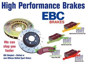 EBC brake pads only at Cooper's!