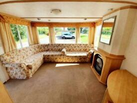 Static caravan for sale west coast Scotland Ayrshire near Glasgow