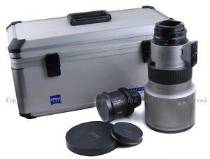 Mint-Hasselblad-TELE-SUPERACHROMAT-T-300-2-8-1-7x-APO-Converter-w-Trunk-Case