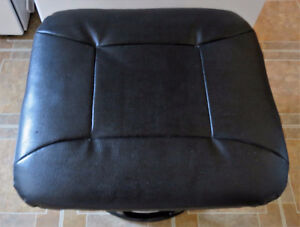 Reclining rocker/glider chair with footstool Kingston Kingston Area image 4