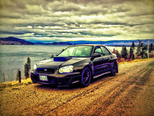 2004 Subaru Impreza WRX STi  serious inquires only