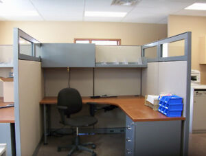 """""""Like New"""" used Steelcase Workstations and office furniture"""