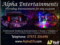 DJ Available...! AlphaDJs!