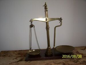 W & T Avery Ltd,brass antique scale Kitchener / Waterloo Kitchener Area image 1