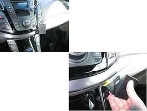BRODIT ProClip 854686 Hyundai i40 ab 2012 KFZ-Halter NAVI PDA Halterung Konsole