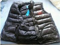 Mens ADIDAS Body Warmer GILET size Medium