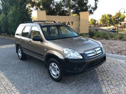 2006 HONDA CRV, MANUAL, LIKE NEW CONDITION, ONLY 144000 KM! Maidstone Maribyrnong Area Preview