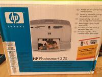 HP Photosmart 325 compact printer - New