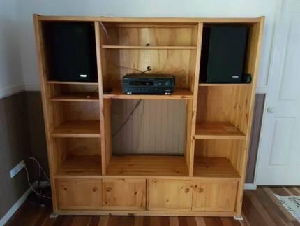 Wall unit   Bookcases & Shelves   Gumtree Australia Brisbane North ...
