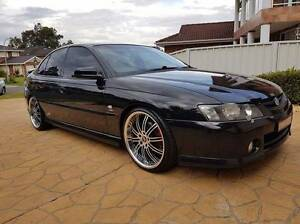 Holden Commodore 2004 VY SS 5.7LT Narellan Camden Area Preview