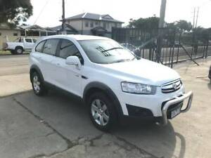 2011 HOLDEN CAPTIVA SERIES II SX 7 SEATER SUV TURBO DIESEL CHEAP!!! Altona North Hobsons Bay Area Preview