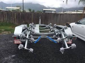 New Boat Trailer to suit boats up to 7.5 metres ATM 3.5 tonne Edmonton Cairns City Preview