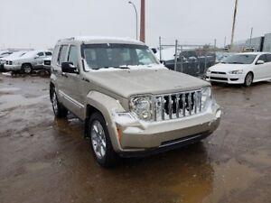 2011 Jeep Liberty Limited 3.7L V6 4x4 Leather Remote Start!