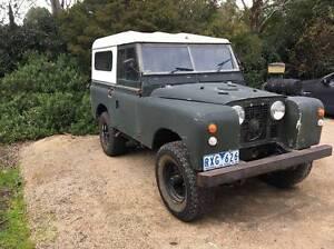 1967 Land Rover 2A Moorooduc Mornington Peninsula Preview