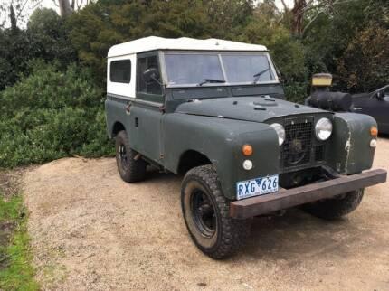 1967 Land Rover 2A