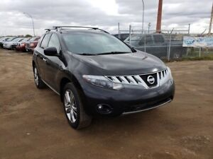 2010 Nissan Murano SL 3.5L V6 AWD Leather Sunroof BackUp Cam!