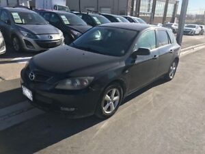 2008 Mazda Mazda3 GX!AUTO!LOADED!FULLY CERTIFIED@NO EXTRA CHARGE