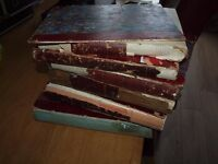 Punch Books Antique Vintage