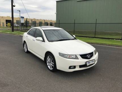 2005 HONDA ACCORD EURO LUXURY IMMAC CONDITION FULL BOOKS!!! Altona North Hobsons Bay Area Preview