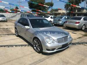 2005 MERCEDES BENZ C200 SPORTS EDITION SEXY LOOKING CAR!! Altona North Hobsons Bay Area Preview